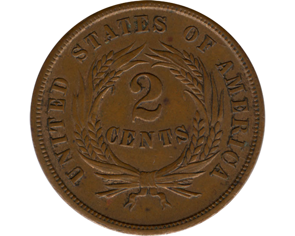 2-Cent Coin
